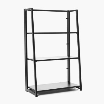 Harga SM Home Claire Foldable 3-layer Shelf Rack