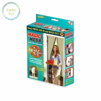 MAGIC MESH HANDS-FREE SCREEN DOOR Price Philippines