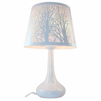 Harga FOREST SILHOUETTE LAMPSHADE WHITE