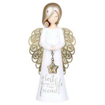 'You are An Angel' 125mm Angel Figurine Bronze Wings Price Philippines