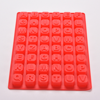 Amango Silicone Mold Alphabet Letter For Cake Candy Soap Price Philippines