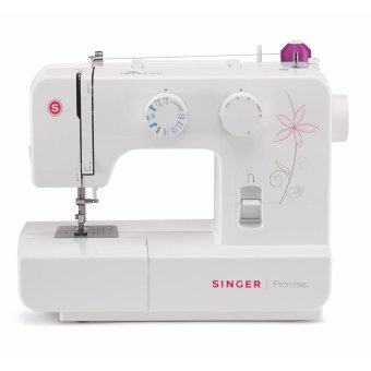 Singer Promise Portable 1412 Electric Sewing Machine with 12 Built-in Stitches and 4-Step Buttonholer Price Philippines