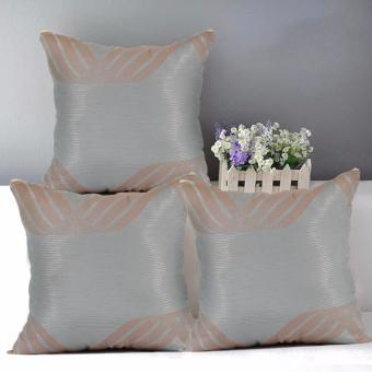 "Home Essentials TPC 19 Wesley Collection 16"" x 16"" Throw Pillow Case Set of 3 Price Philippines"