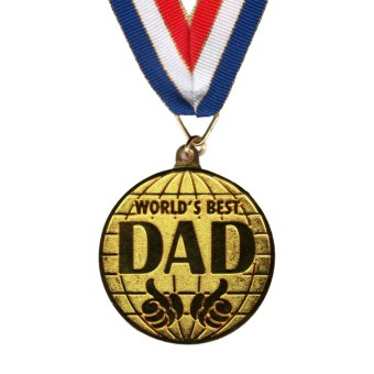 World's Best Dad Medal Price Philippines