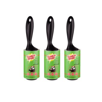 Scotch-Brite Lint Roller (Black) 3-Pack Price Philippines