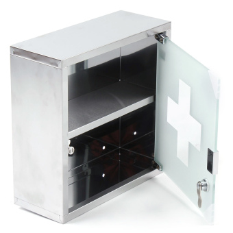 Eko Medicine Box in Brushed Finish (Silver) Price Philippines