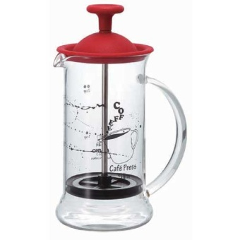Harga Hario Cafe Press Slim S Red