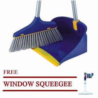 Harga NECO BROOM and FOLDABLE DUSTPAN