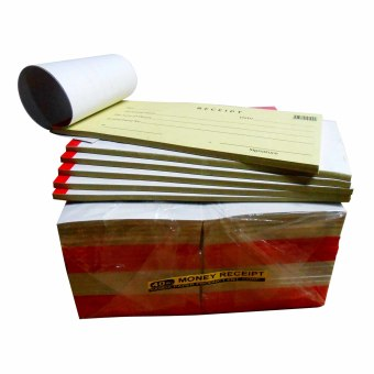 Harga Money Receipt Set of 50