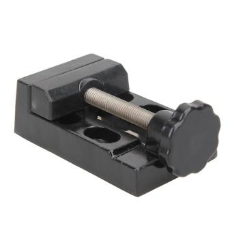 Mini Aluminum Alloy Table Vise Metal Clamp Locksmith Clip DIY Toys Parts - intl Price Philippines