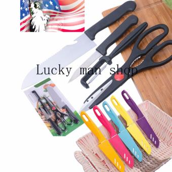 Harga AS SEEN ON TV USA TOP QUALITY Sphere Home Superior Quality 9 Pcs Knife Set