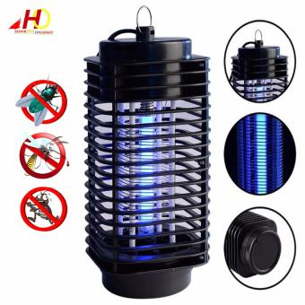 LM-3B 3W Light-Control Electronical Mosquito Killer Repellent LED Lamp Black Pest Control Price Philippines