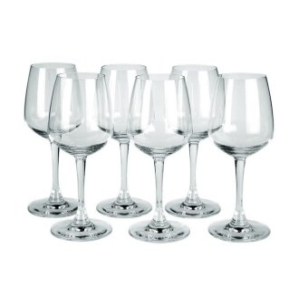 Harga Ocean Glassware Lexington White Wine Glass 236ml Set of 6 (1019W081)