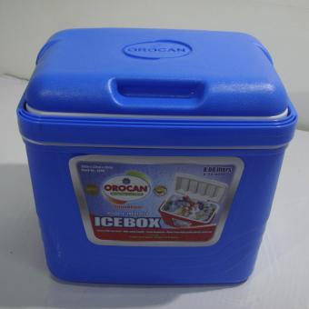 Orocan 9208 8 Liters Koolit Ice Box - Blue Price Philippines