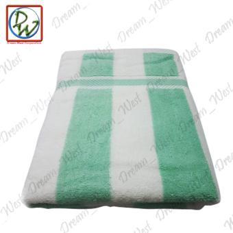 Candy Stripe Towel Set by Canadian (Mint) Price Philippines