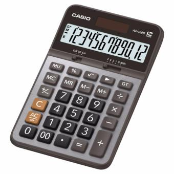 CASIO AX-120B Electronic Calculator 12 Digits AX-120B Price Philippines