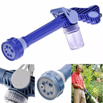 G@Best 8 in 1 Multi Function Jet Water Cannon Dispenser Nozzle Spray Gun Cleaner Price Philippines