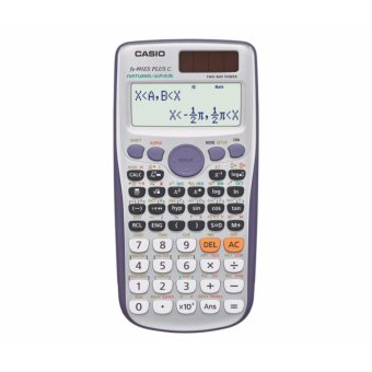 Casio Scientific Calculator FX-991ES Plus - Blue Price Philippines