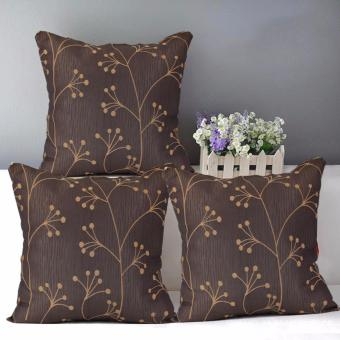 "Home Essentials TPC 22 Wesley Collection 16"" x 16"" Throw Pillow Case Set of 3 Price Philippines"