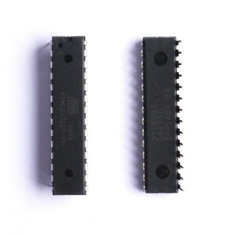 5 PCS New ATMEGA328P-PU Microcontrolle​r AVR 32K FLASH 8 DIP-28 Price Philippines