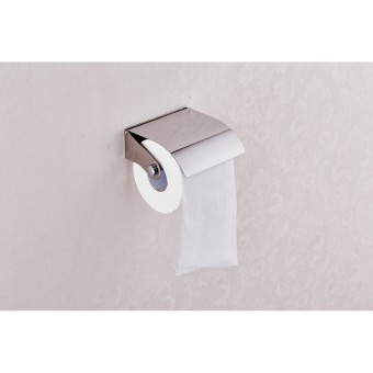 Stainless Steel Toilet Roll Holder Wall Mounted Paper Holder(Silver) Price Philippines