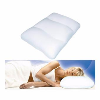 Airmax Comfortable Microbead Air Pillow (White)   Price Philippines