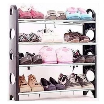 Stackable 4-Layer Shoe Rack Price Philippines