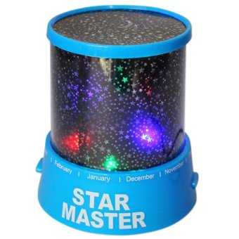Harga Star Master LED Interchanging Colors (Blue)