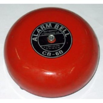 "Alarm Bell Gong Type 6"" Price Philippines"