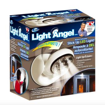 Light Angel Motion Activated Cordless LED Night Sensor Light Price Philippines
