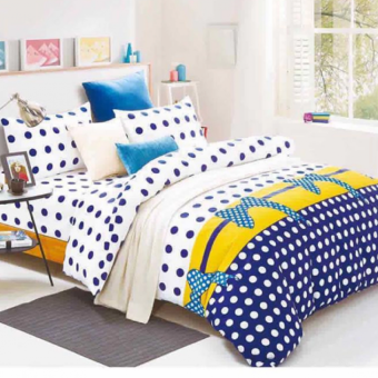 Harga Dava Home True Love Bedding Set RS002 Bedford