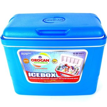 Orocan 9215 Ice Cooler 15 Liters Box (Blue) Price Philippines