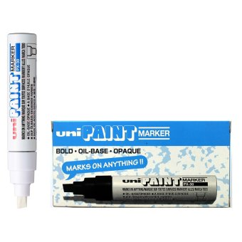 Uni Paint Marker (White) Pack of 6 Price Philippines