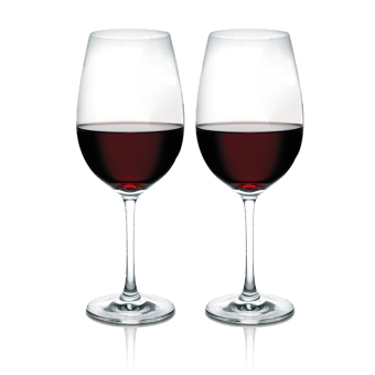 Harga Schott Zwiesel Red Wine Glass / Wine Glass 444ml Glassware Set of 2