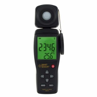 Smartsensor AS813 Portable lux meter light meters illuminometer - intl Price Philippines