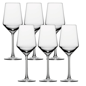 Harga Schott Zwiesel Pure Red Wine Glass / Wine Glass 540ml Glassware Setof 6