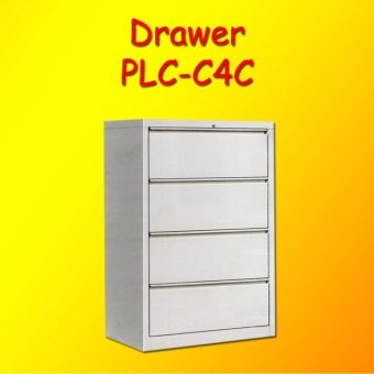 PLC-C4C 4 Drawers Lateral Filing Cabinet Price Philippines