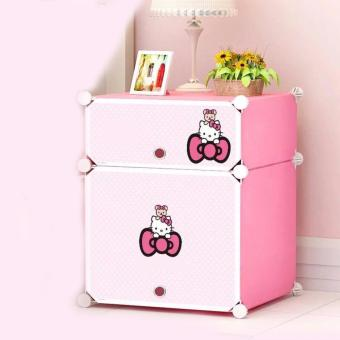 Tupper Cabinet 1+1 Cubes DIY Shoe Rack With Cabinet  Price Philippines