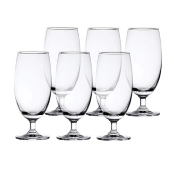 Harga Ocean Glassware 420ml Classic Beer Glass Set of 6