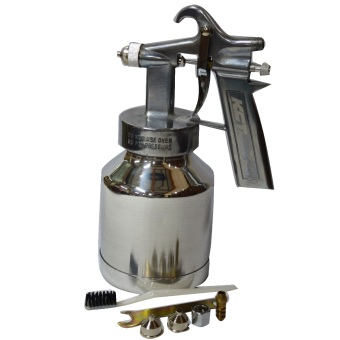 KCT KSG868 90 PSI Spray Gun (Silver) Price Philippines
