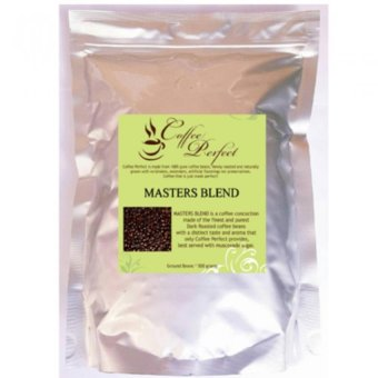 Coffee Perfect Masters Blend 500g (Ground Beans) Price Philippines