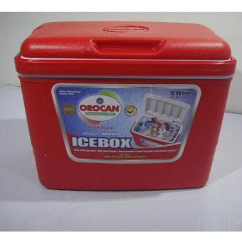 Orocan 9215 15 Liters Koolit Ice Box - Red Price Philippines