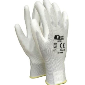 Soft Touch® Precision Work Gloves APUS White - AD-19W (Size 9) Price Philippines