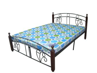 Harga Levites Wooden Post Bed 36