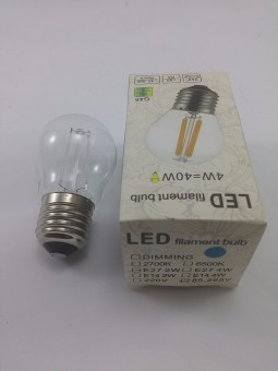 Harga Big Lite LED Filament Bulb G45 2W BL E27 Modern Lighting