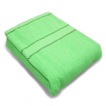 "Home Essentials 100% Cotton 27"" x 54"" Bath Towel (Yellow Green) Price Philippines"