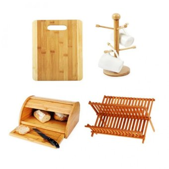 Complete Bamboo Kitchen Set Price Philippines