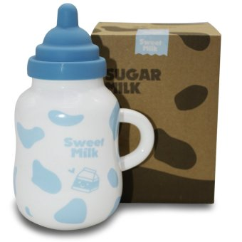 Home Essentials Sugar Milk Coffe Mug with Rubber Cover (Sweet Milk) Price Philippines