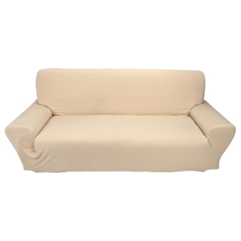 Harga Stretch Sofa Slipcover Furniture Protector Beige - intl