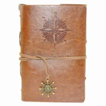 Harga Nautical Vintage Leather Notebook